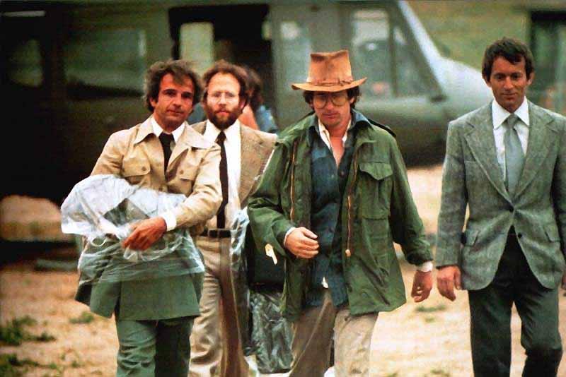 Steven Spielberg à propos de François Truffaut