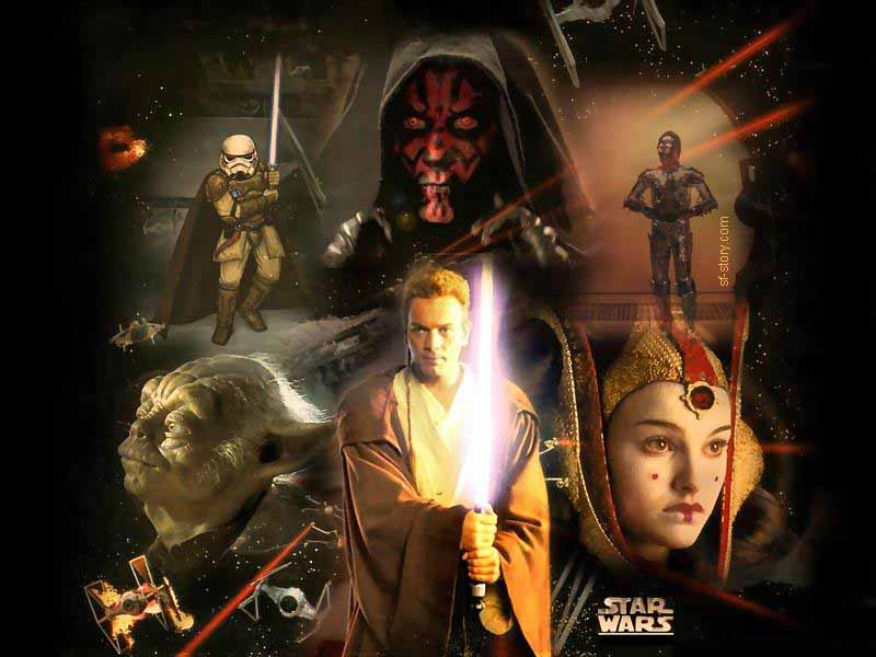 Star wars 1 montage 800x600